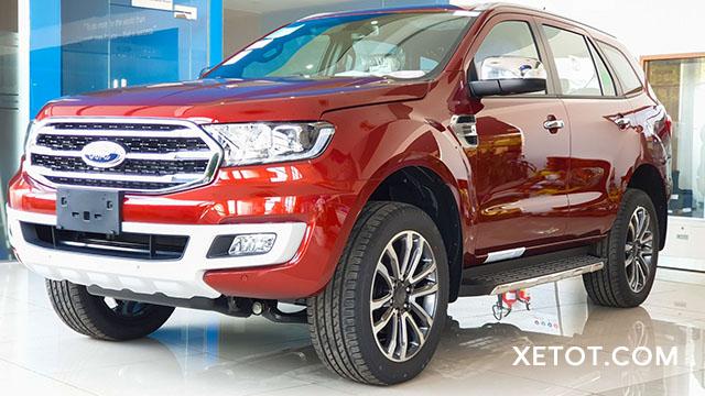 7 16 - Giới thiệu các phiên bản Ford Everest Titanium 2021 đang bán tại Việt Nam