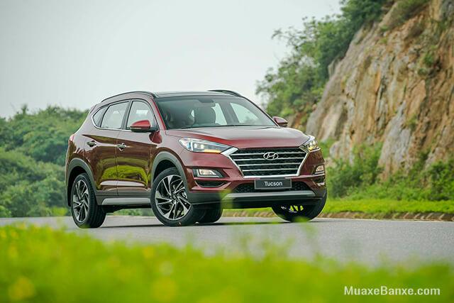 """7 17 - Chi tiết Hyundai Tucson 1.6L T-GDi Đặc biệt 2021 - Crossover """"full-option"""" trang bị động cơ tăng áp mạnh mẽ"""