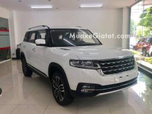 7 3 300x225 - Chi tiết xe Trung Quốc BAIC Q7 Elite giá bán ngang Vios