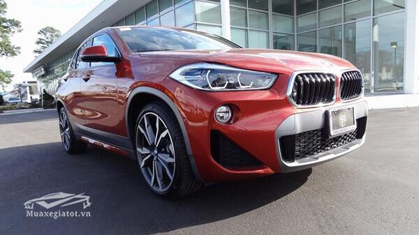 7 5 - Đánh giá xe BMW X2 2021 kèm giá bán 04/2021