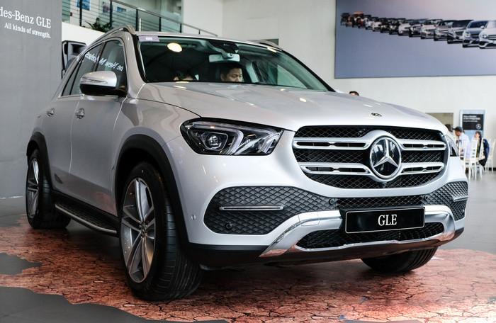 7 - Đánh giá xe Mercedes GLE 2021, Khi nào về Việt Nam?