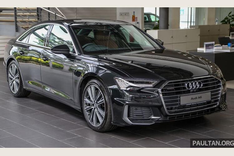 8 11 - Đánh giá xe Audi A6 2021, Cách tân để vững bước
