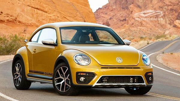 8 3 - Đánh giá xe Volkswagen Beetle Dune 2021, Quá khứ & hiện tại