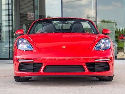 9 14 - Đánh giá xe Porsche 718 2021 - Xe thể thao Đức giá mềm