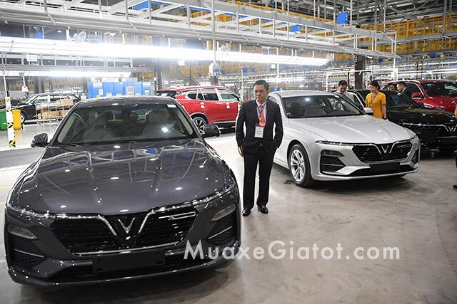 9 18 - Đánh giá xe Vinfast Lux A2.0 2021 Sedan kèm giá bán 04/2021