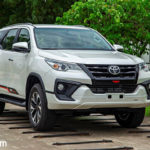 9 2 150x150 - Chi tiết xe Toyota Fortuner TRD 2021, Xe SUV thể thao