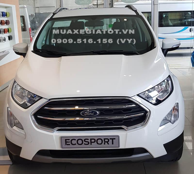9 21 - Chi tiết Ford Ecosport 1.5L AT Titanium 2021 - crossover trẻ trung cho tín đồ đô thị