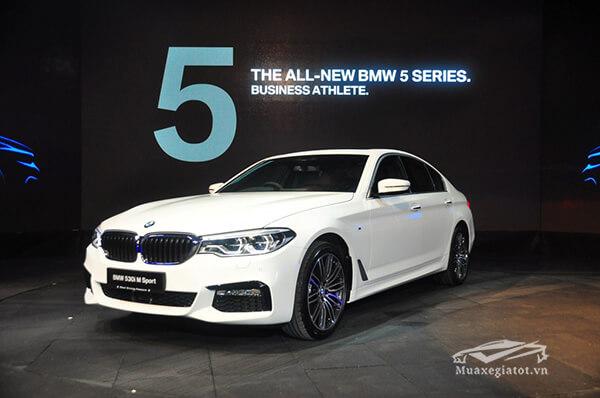 9 4 - Đánh giá xe BMW 530i 2021 kèm giá bán 04/2021