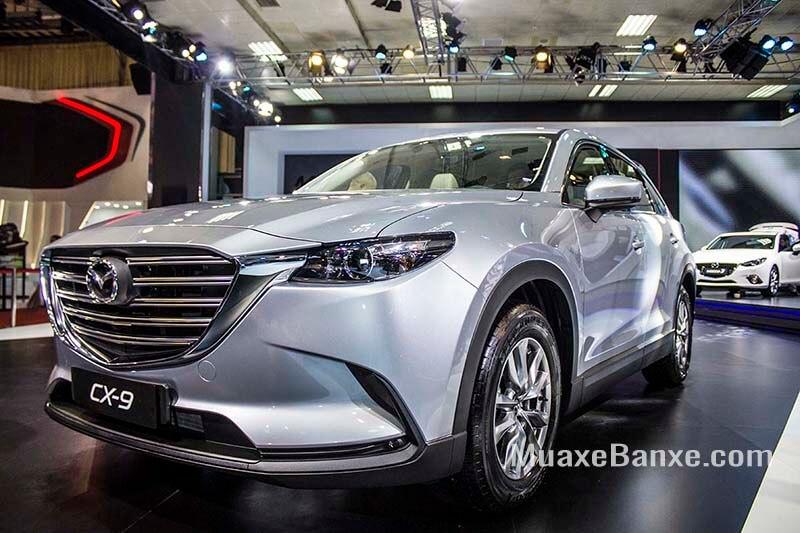 b - Đánh giá xe Mazda CX-9 2021 kèm giá bán (04/2021)