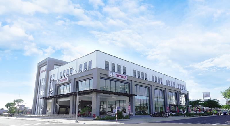 mat tien toyota dung tien phu yen xetot com 1 1 - Giới thiệu đại lý Toyota Dũng Tiến Phú Yên và những điều cần biết