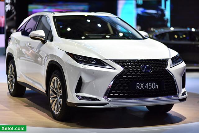 10 - Đánh giá xe Lexus RX 450h 2021 - SUV lai hợp giá 4,6 tỷ , chạy 100km chỉ 6,17 lít xăng