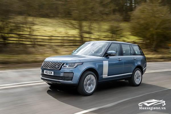 11 1 - Đánh giá Land rover Range Rover 2021, Đỉnh cao của khả năng chế tạo
