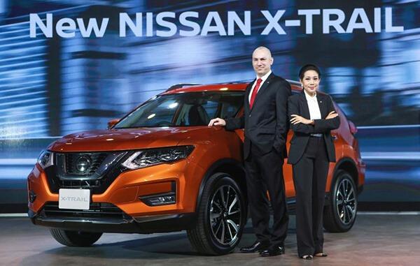4 1 - Nissan X-Trail 2021 ra mắt Thái lan, Khi nào về Việt Nam?