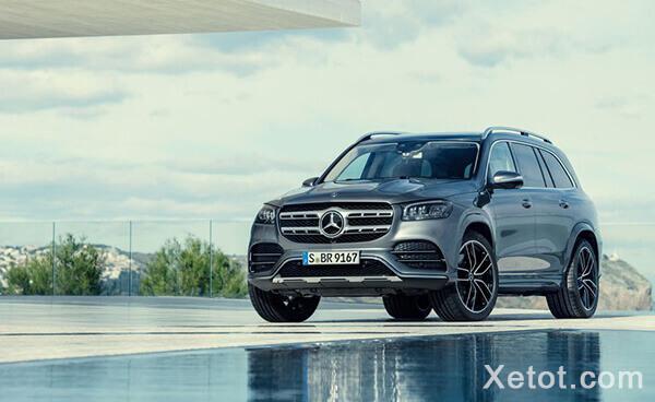 7 - Đánh giá xe Mercedes GLS 2021 kèm giá bán (04/2021)