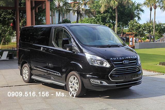 8 - Giới thiệu Ford Tourneo Limousine 2021, Xe dành cho người giàu?