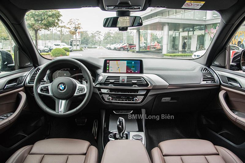 """noi that xe bmw x3 m sport 2021 xetot com - Đánh giá xe BMW X3 M Sport 2021 – Thêm """"đồ chơi"""", tăng giá bán"""