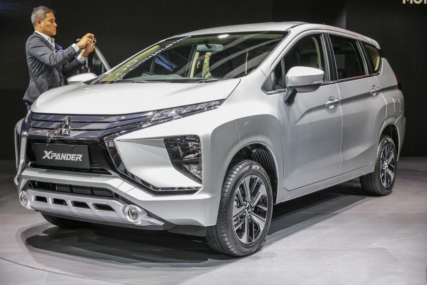 Giá Xe Mitsubishi Xpander 2018, Thông Số, Video, Hình Ảnh Tháng 10