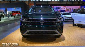 Dau xe Volkswagen Teramont 2021 XETOT COM 300x167 - Những điểm nổi bật trên Volkswagen Teramont 2021 sắp bán tại Việt Nam