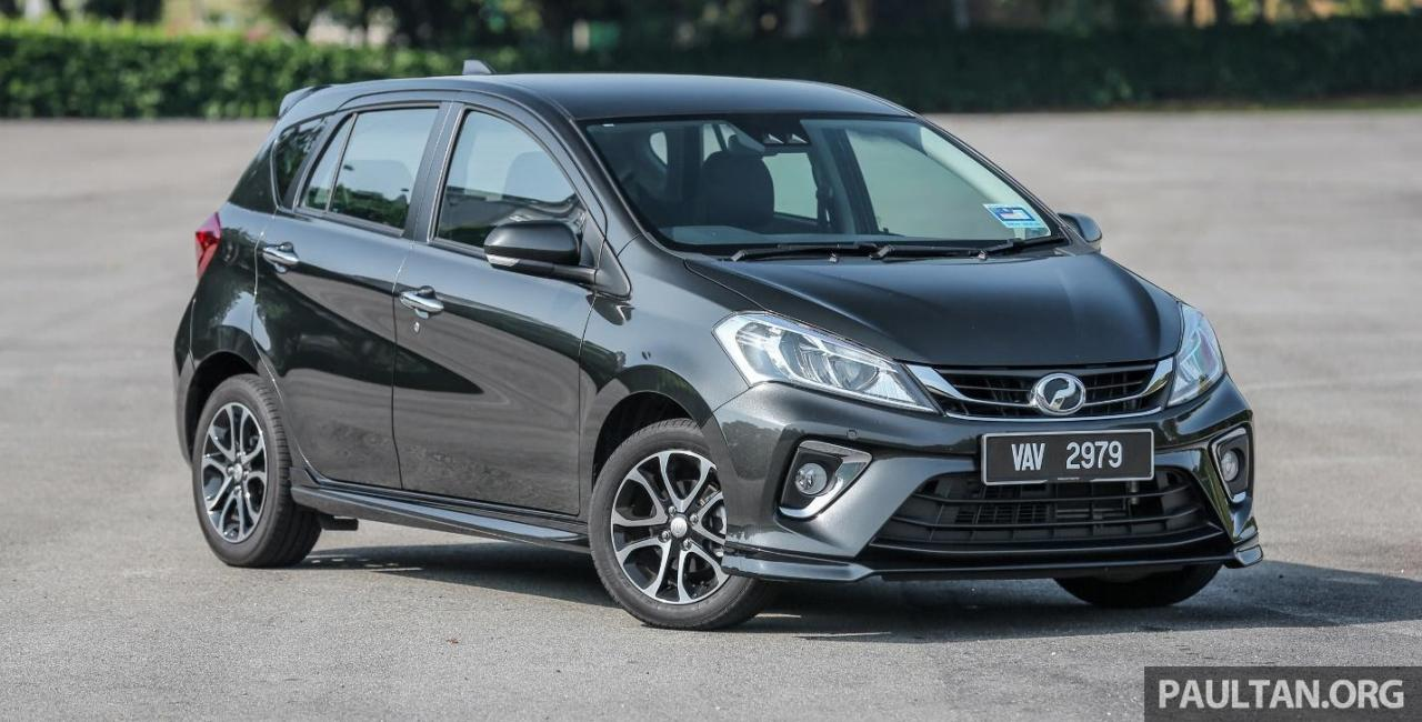 Perodua Myvi - over 100,000 units of third-generation model delivered since launch; 1,560 units a week - paultan.org