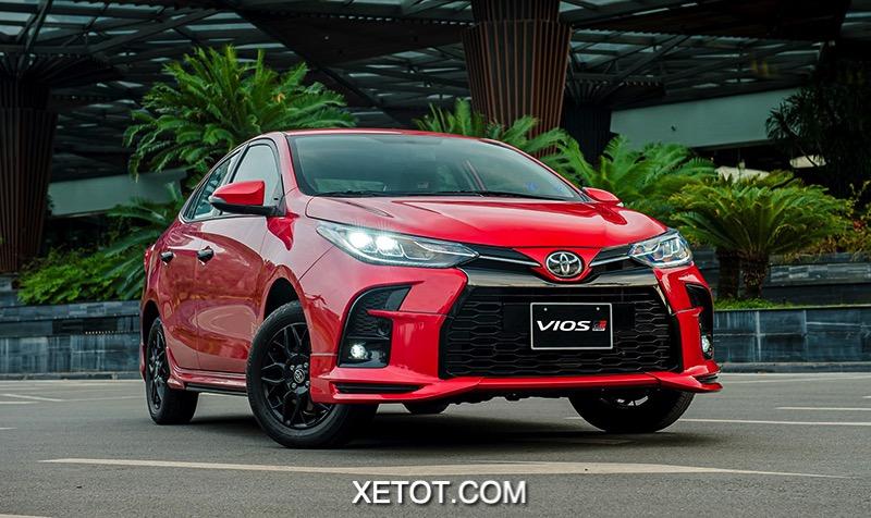 Gia xe Toyota Vios GR S 2021 xetot com - 5 lý do tại sao không nên mua xe Toyota Vios