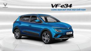 Gia xe Vinfast VF e34 2021 muaxegiatot vn 300x168 - VinFast e34 được định vị ở phân khúc nào và những đối thủ sẽ phải gặp trong tương lai