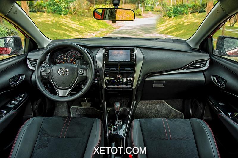 Noi that xe Toyota Vios GR S 2021 xetot com - 5 lý do tại sao không nên mua xe Toyota Vios