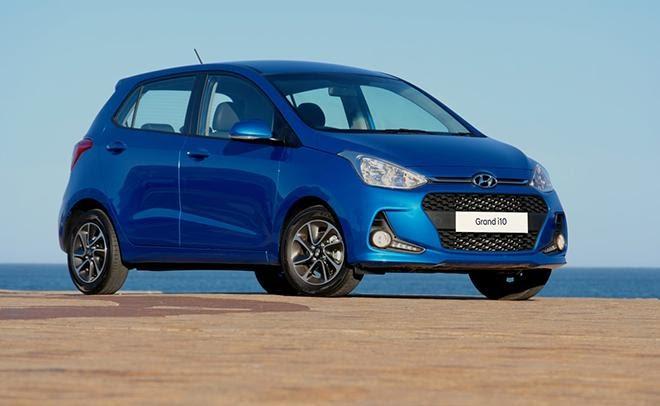 Hyundai Grand i10: Giá xe, thông số, ưu đãi tháng 2/2021