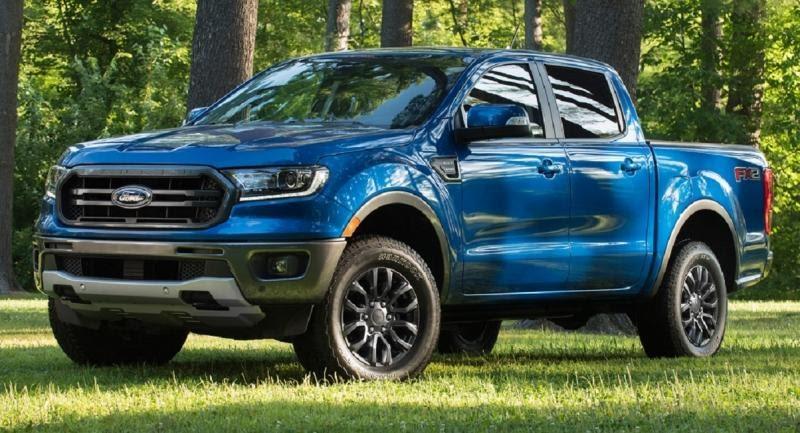 Chống ế' mùa dịch, 'vua bán tải' Ford Ranger giảm giá 120 triệu đồng