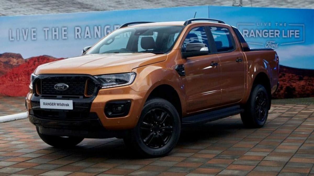 Cận cảnh Ford Ranger 2021 giá từ hơn 21.000 USD | VOV.VN