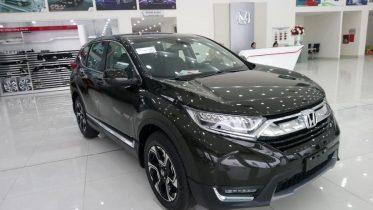 xe 2020 honda crv 10 xe ban chay 2019 xetot com 373x210 - Giới thiệu các mẫu xe Crossover 5 và 7 chỗ tại Việt Nam