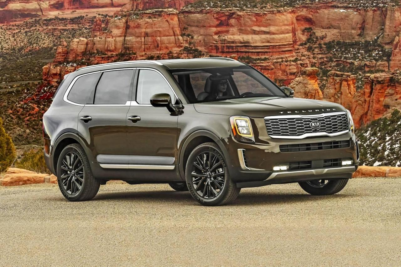 2021 Kia Telluride Prices, Reviews, and Pictures | Edmunds