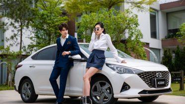 """hyundai accent 2021 2022 giaxehoi vn 1000x666 1 373x210 - Top 10 xe ô tô bán chạy nhất tháng 3/2021 - Bán tải Ford lần đầu """"lên đỉnh"""""""