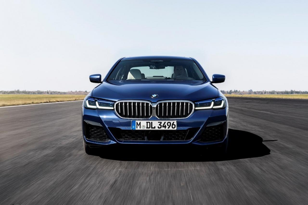 BMW 5 Series LCI phiên bản nâng cấp 2021 chính thức trình làng - Diễn Đàn BMW Club Việt Nam | Diễn Đàn BMW Club Việt Nam