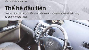 """the he thu 1 xe toyota vios muaxegiatot vn 373x210 - Kinh nghiệm mua xe """"Toyota Vios"""" cũ và địa chỉ tin cậy dành cho khách hàng"""