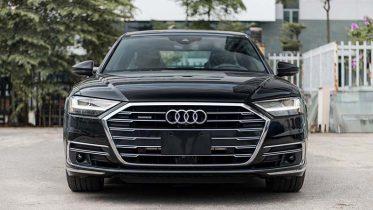 Dau xe Audi A8L Nhap tu nhan gia 7 ty Xetot com 373x210 - Audi A8L 2021 nhập khẩu tư nhân về Việt Nam, giá gần 7 tỷ đồng