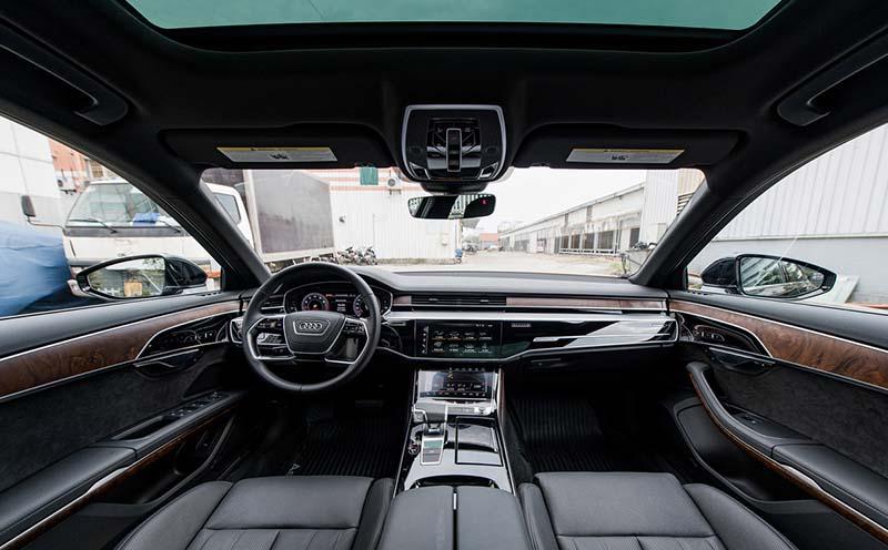 noi that Audi A8L Nhap tu nhan gia 7 ty Xetot com - Audi A8L 2021 nhập khẩu tư nhân về Việt Nam, giá gần 7 tỷ đồng
