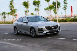 gia xe vinfast lux a20 sedan 2020 ban thuong mai Xetot com 300x200 - Chi tiết VinFast Lux A2.0 Turbo 2021, Mẫu sedan Việt cho khách hàng thích cầm lái