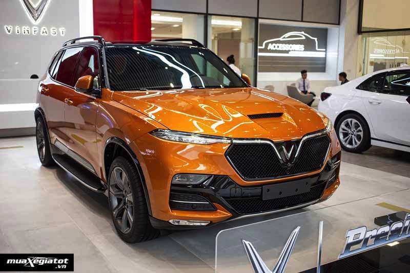 Mua ban xe VinFast President 2020 2021 Muaxegiatot vn - Với 3.8 tỷ nên chọn mua VinFast President hay Porsche Macan?