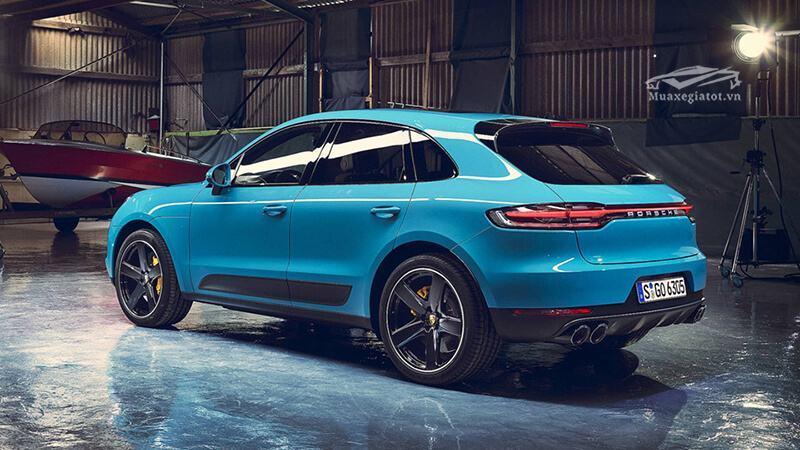 danh gia xe porsche macan 2019 muaxegiatot vn 3 - Với 3.8 tỷ nên chọn mua VinFast President hay Porsche Macan?