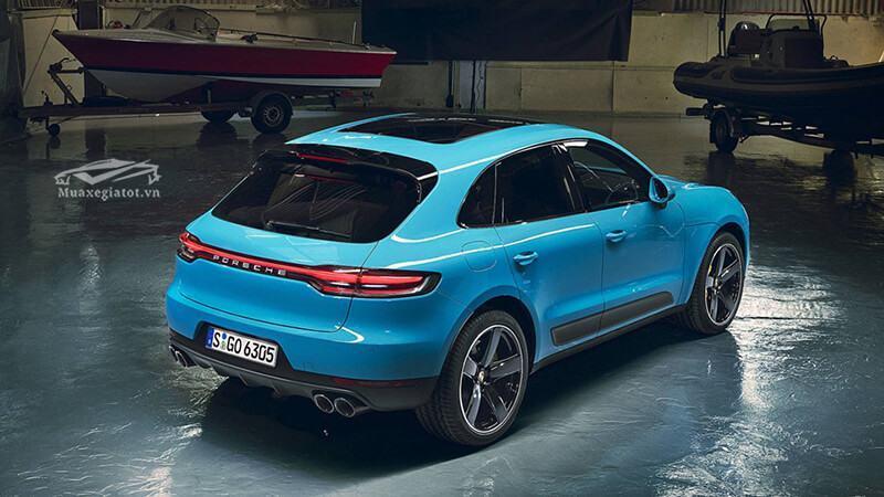 danh gia xe porsche macan 2019 muaxegiatot vn 4 - Với 3.8 tỷ nên chọn mua VinFast President hay Porsche Macan?