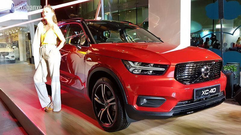 dau volvo xc40 2019 2020 muaxegiatot vn - Gợi ý 5 mẫu xe 5 chỗ gầm cao hạng sang đáng mua nhất 2021