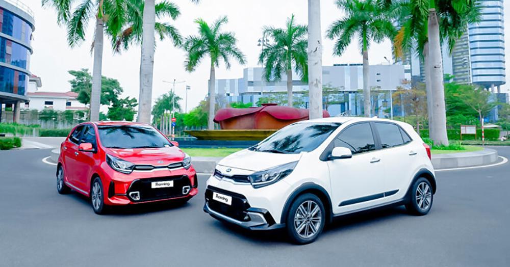 gia xe kia morning 2021 2022 xetot com - 5 mẫu xe hạng A có mức tiêu thụ nhiên liệu tiết kiệm nhất hiện nay