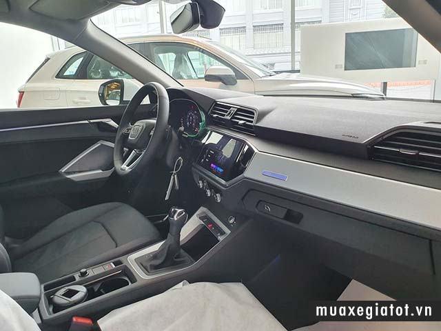 hang ghe truoc audi q3 35 tfsi nhap chinh hang muaxegiatot vn - Gợi ý 5 mẫu xe 5 chỗ gầm cao hạng sang đáng mua nhất 2021