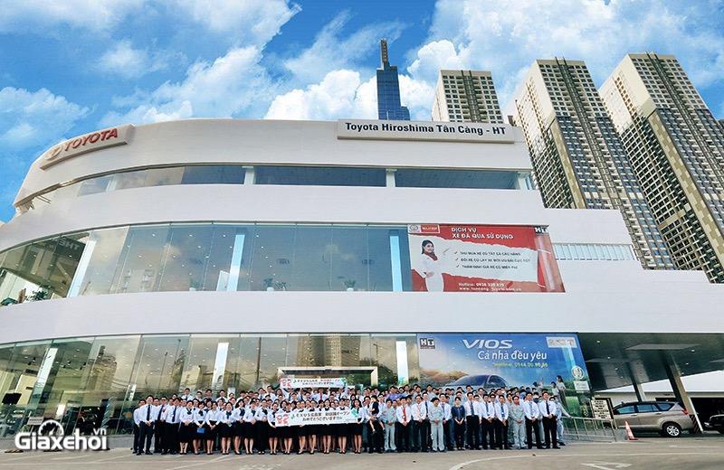 hinh anh toyota tan cang giaxehoi vn 34 - Toyota Tân Cảng, Đại lý Toyota lớn nhất Sài Gòn