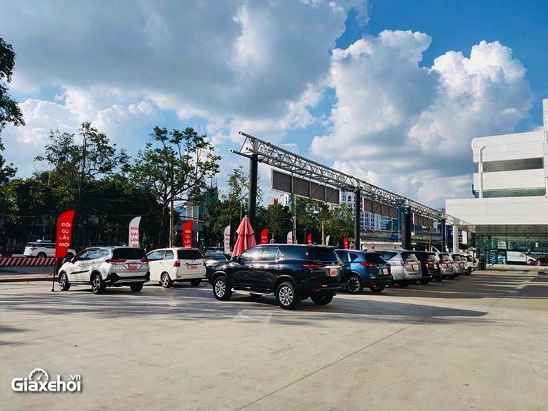 hinh anh toyota tan cang giaxehoi vn 4 - Toyota Tân Cảng, Đại lý Toyota lớn nhất Sài Gòn