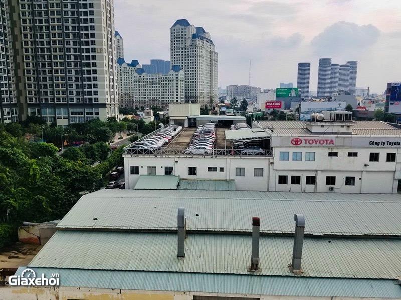 hinh anh toyota tan cang giaxehoi vn 6 - Toyota Tân Cảng, Đại lý Toyota lớn nhất Sài Gòn