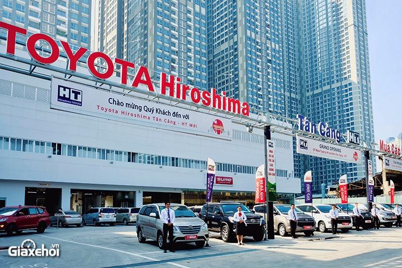 hinh anh toyota tan cang giaxehoi vn 8 - Toyota Tân Cảng, Đại lý Toyota lớn nhất Sài Gòn