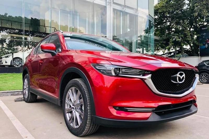mazda cx5 top 10 o to ban chay nhat thang 08 2021 800x533 1 - Top 10 xe bán chạy nhất tháng 08/2021: Sự vượt trội của Vinfast Fadil