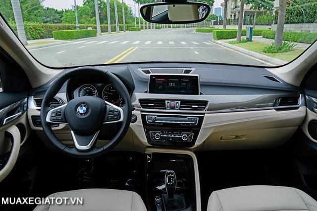 noi that bmw x1 2020 2021 muaxegiatot vn - Gợi ý 5 mẫu xe 5 chỗ gầm cao hạng sang đáng mua nhất 2021