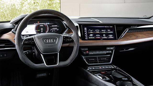noi that xe Audi e tron GT 2022 ra mat thai lan muaxegiatot vn - Xe điện Audi e-tron GT 2022 chính hãng mới về Việt Nam, đối đầu Taycan